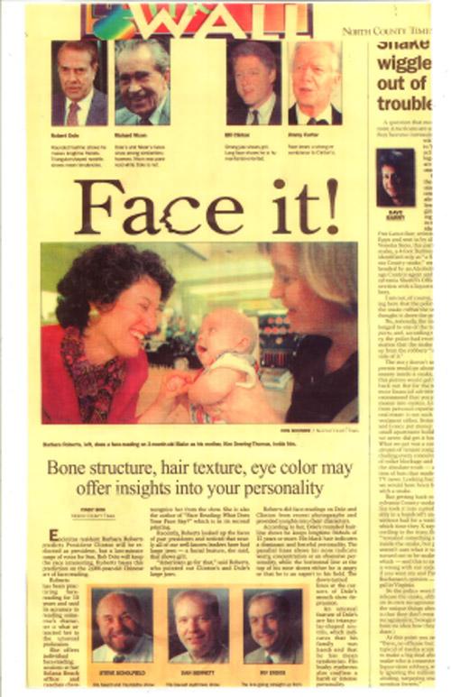 The Wall, Encinitas Newspaper